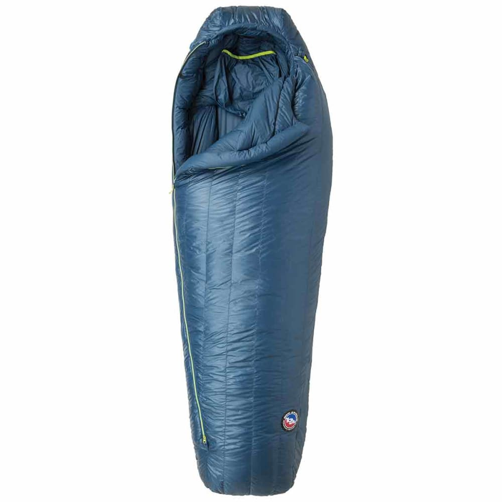 BIG AGNES Blackburn UL 0 Degree Sleeping Bag, Long - NAVY