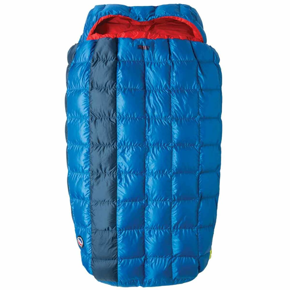 BIG AGNES Sentinel 30 Double Wide Sleeping Bag - NO COLOR
