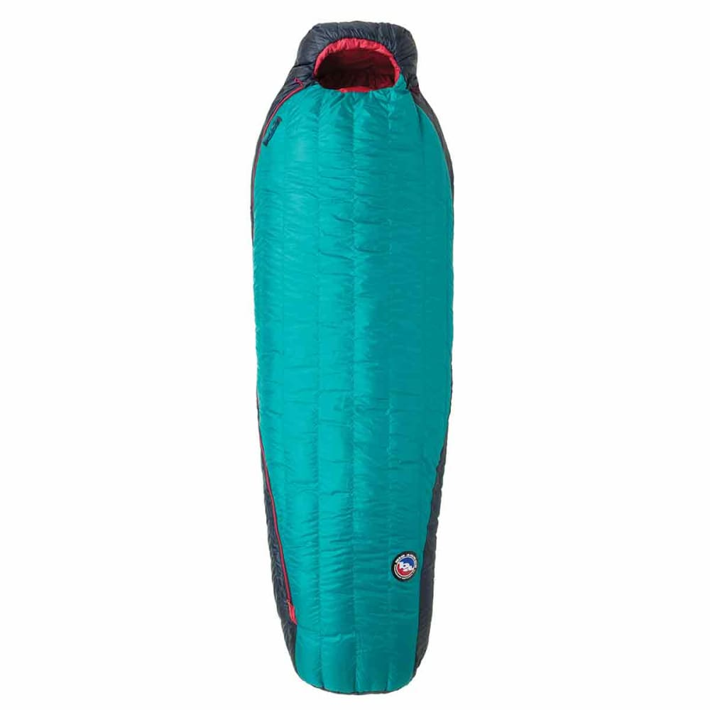 BIG AGNES Women's Daisy Mae 15 War Weather Sleeping Bag, Petite - NO COLOR