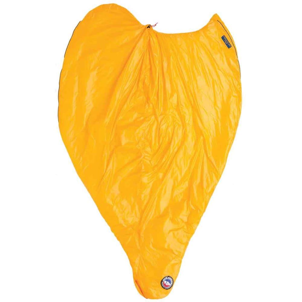 BIG AGNES V Notch Mummy Sleeping Bag UL 40, Long - NO COLOR