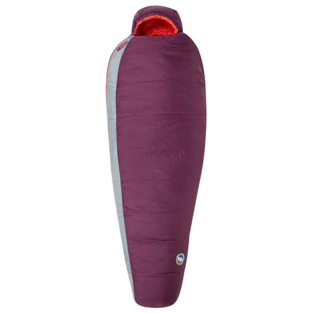 BIG AGNES Women's Blue Lake 25 Sleeping Bag, Petite - NO COLOR
