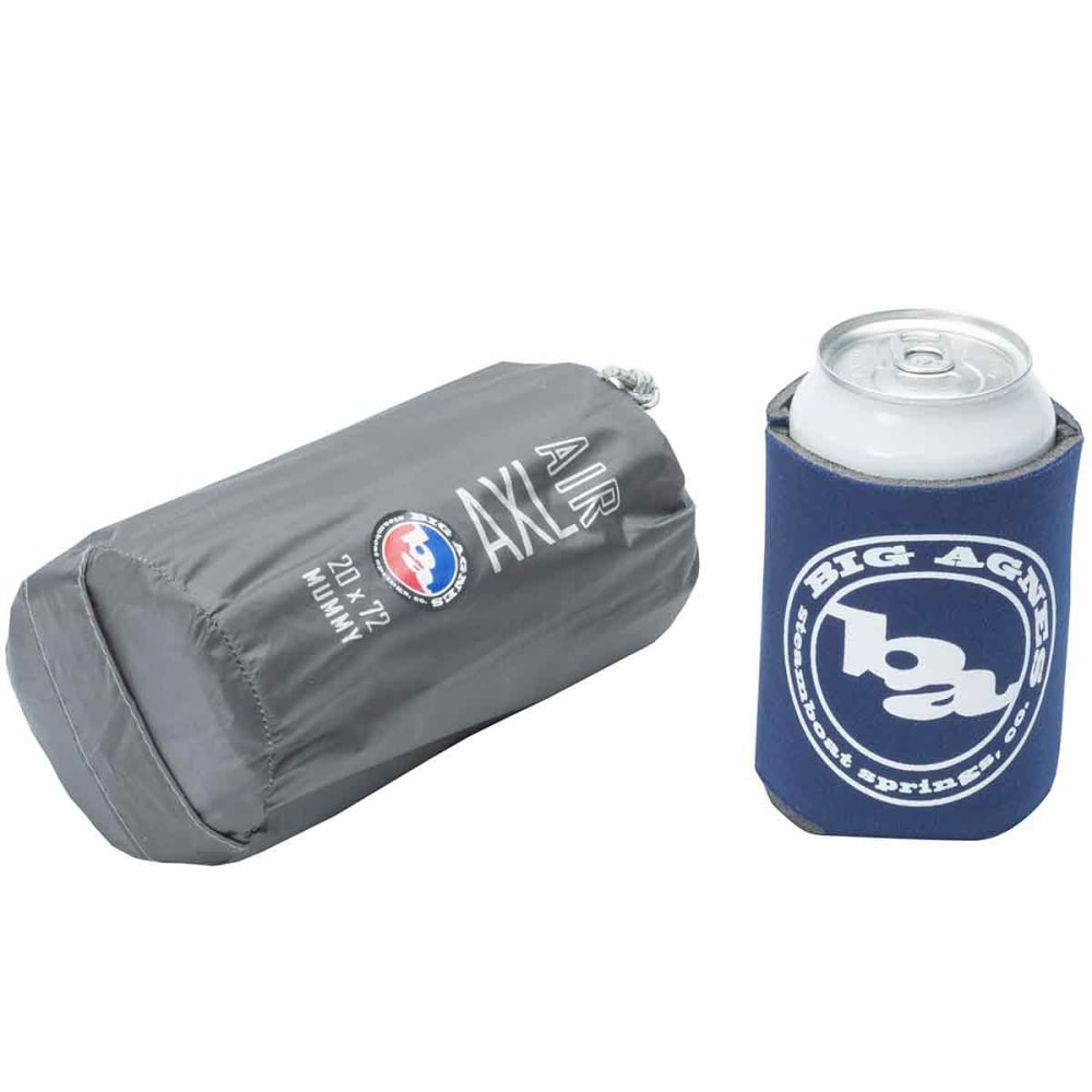 BIG AGNES AXL Air Sleeping Bag Pad - NO COLOR