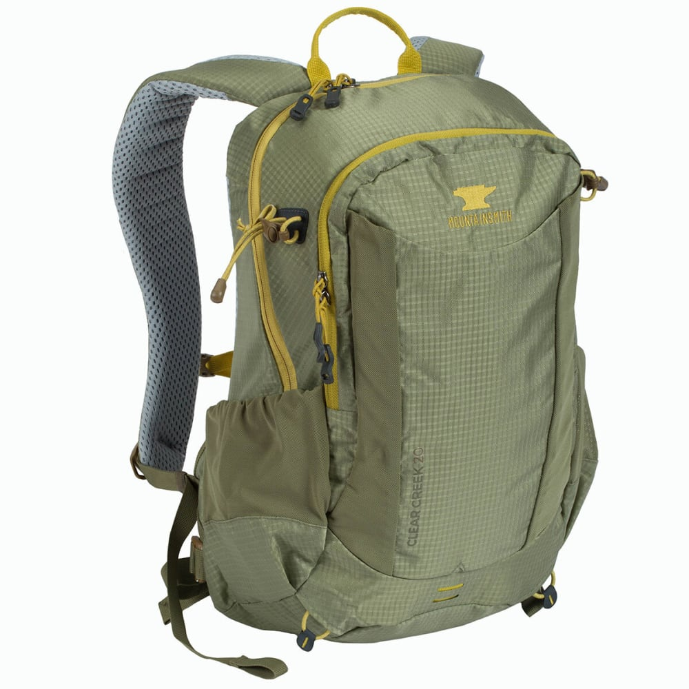 MOUNTAINSMITH Clear Creek 20 Pack - MOSS GREEN
