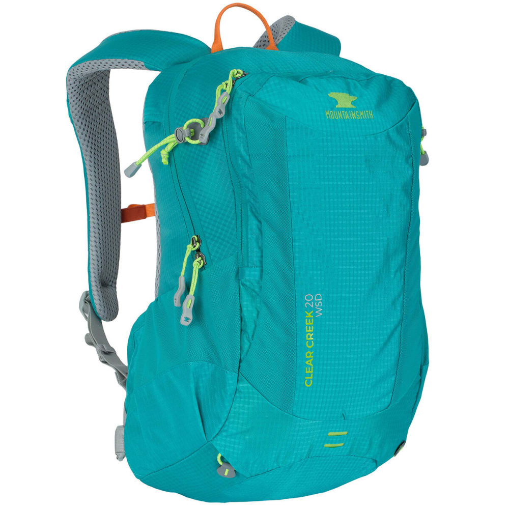 MOUNTAINSMITH Women's Clear Creek 20 WSD Daypack - CARIBE BLUE