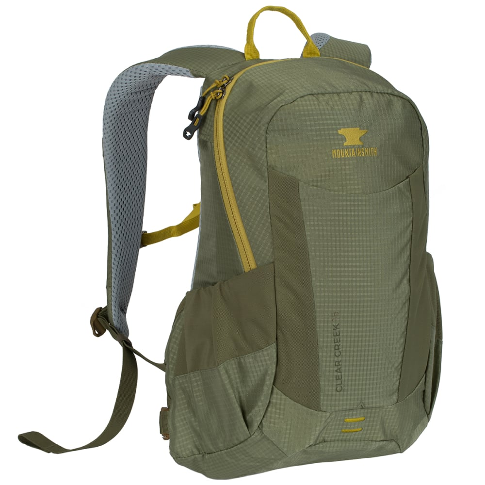 MOUNTAINSMITH Clear Creek 15 DayPack - MOSS GREEN