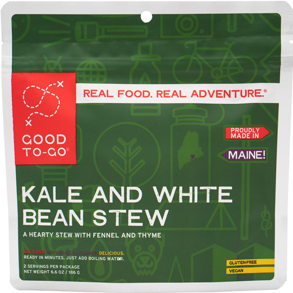 GOOD TO-GO Kale & White Bean Stew ONESIZE