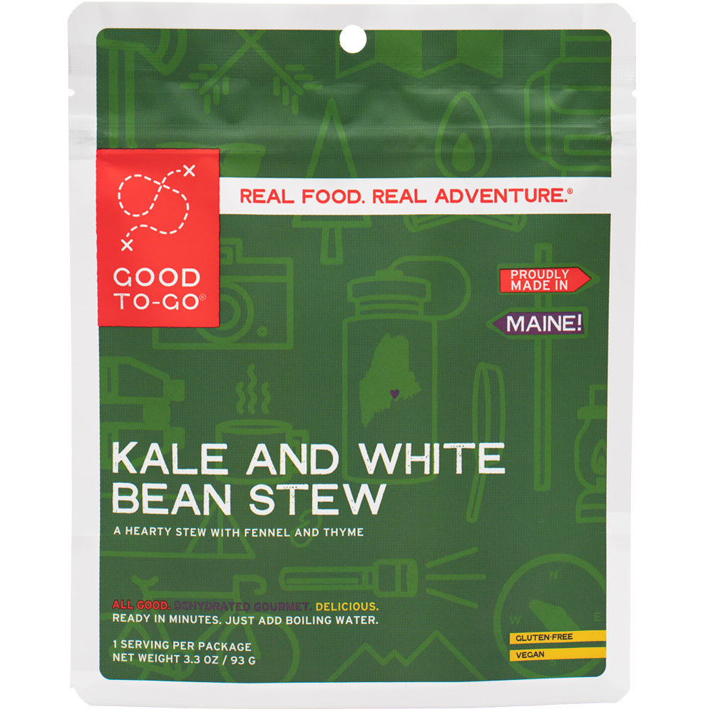 GOOD TO-GO Kale and White Bean Stew, Single Serving - NO COLOR
