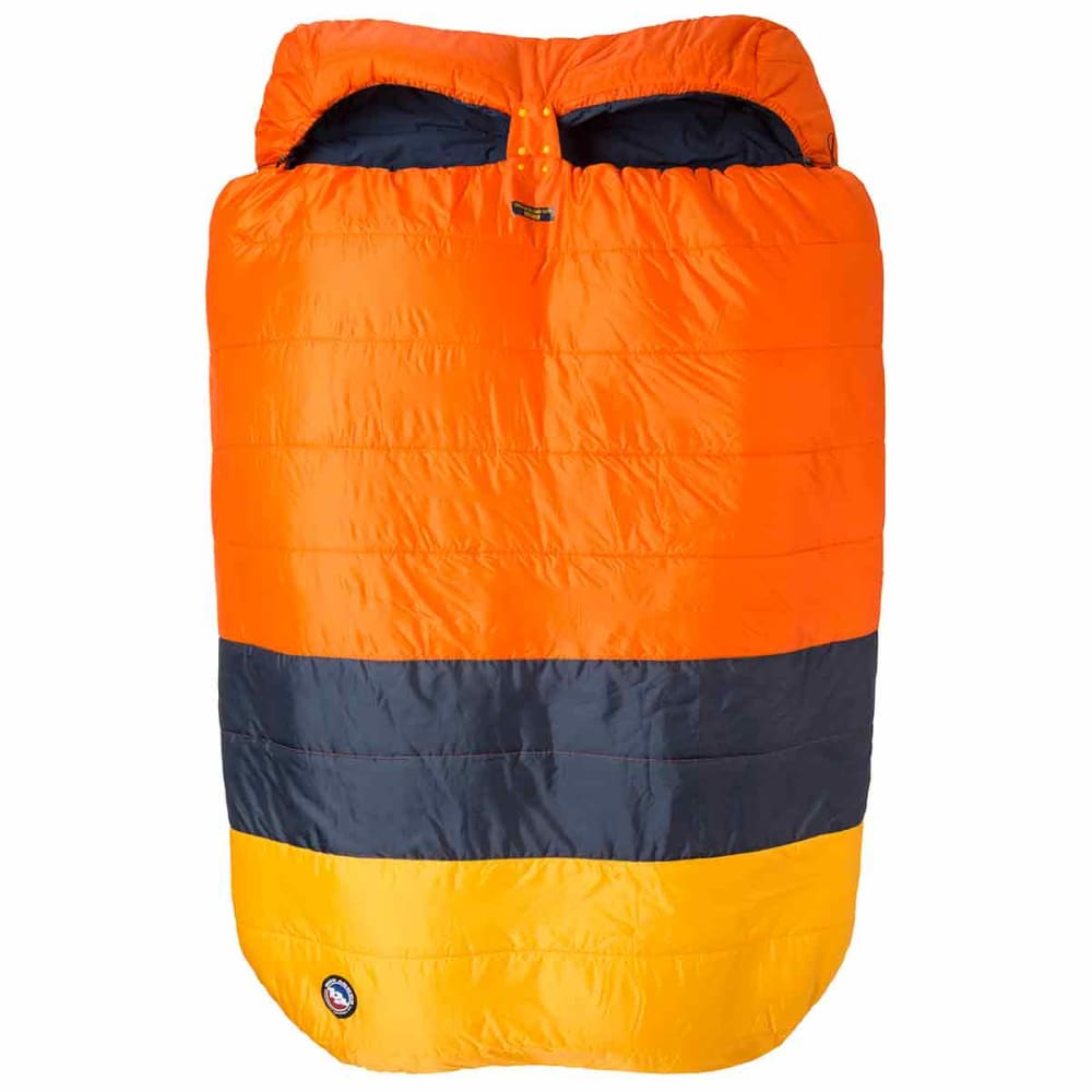 BIG AGNES Dream Island 15 Double Wide Sleeping Bag - NO COLOR