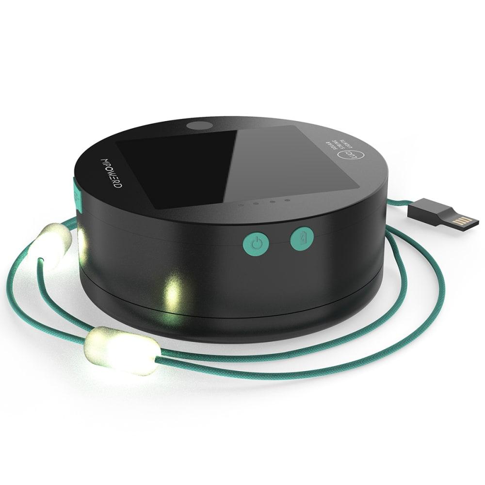 MPOWERD Luci Solar String Lights - GREEN