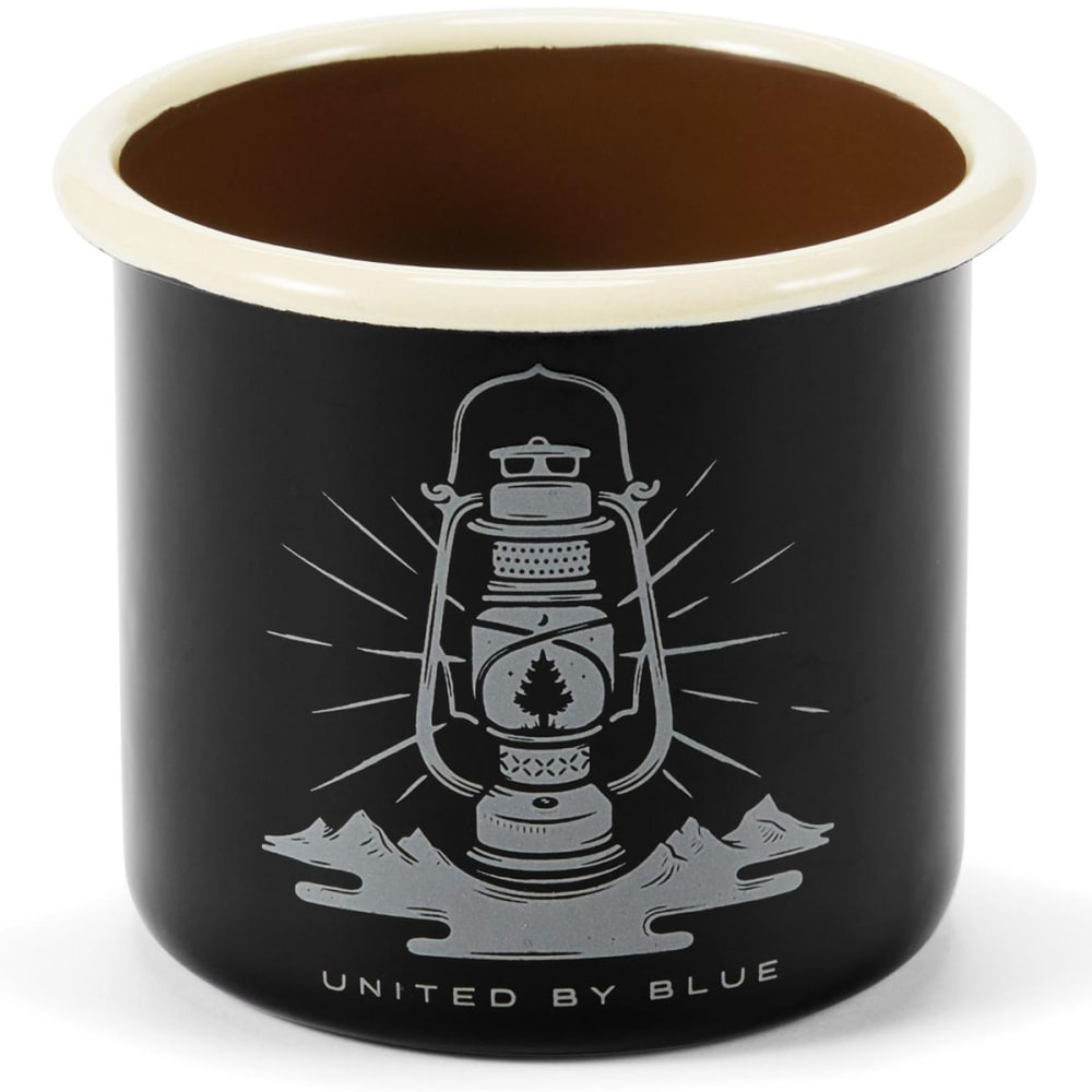 UNITED BY BLUE Enamel Steel Mug NO SIZE