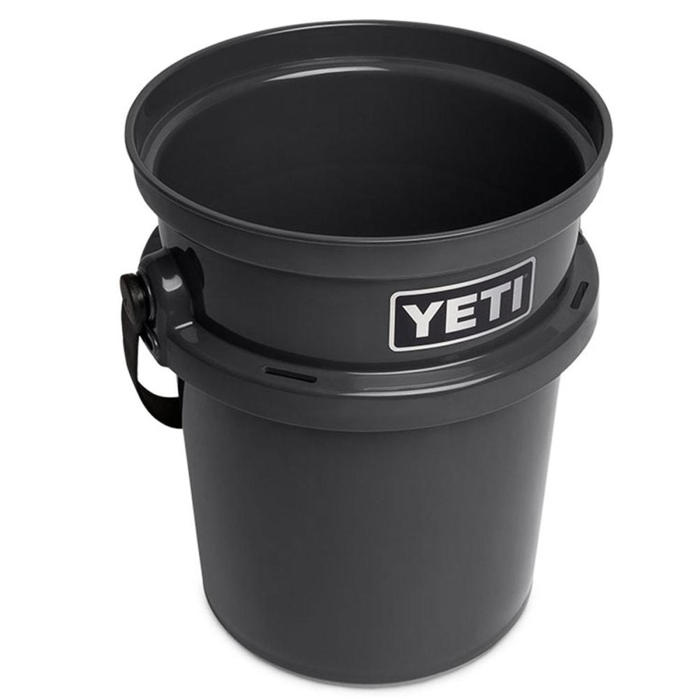 YETI 5-Gallon LoadOut Bucket - CHARCOAL