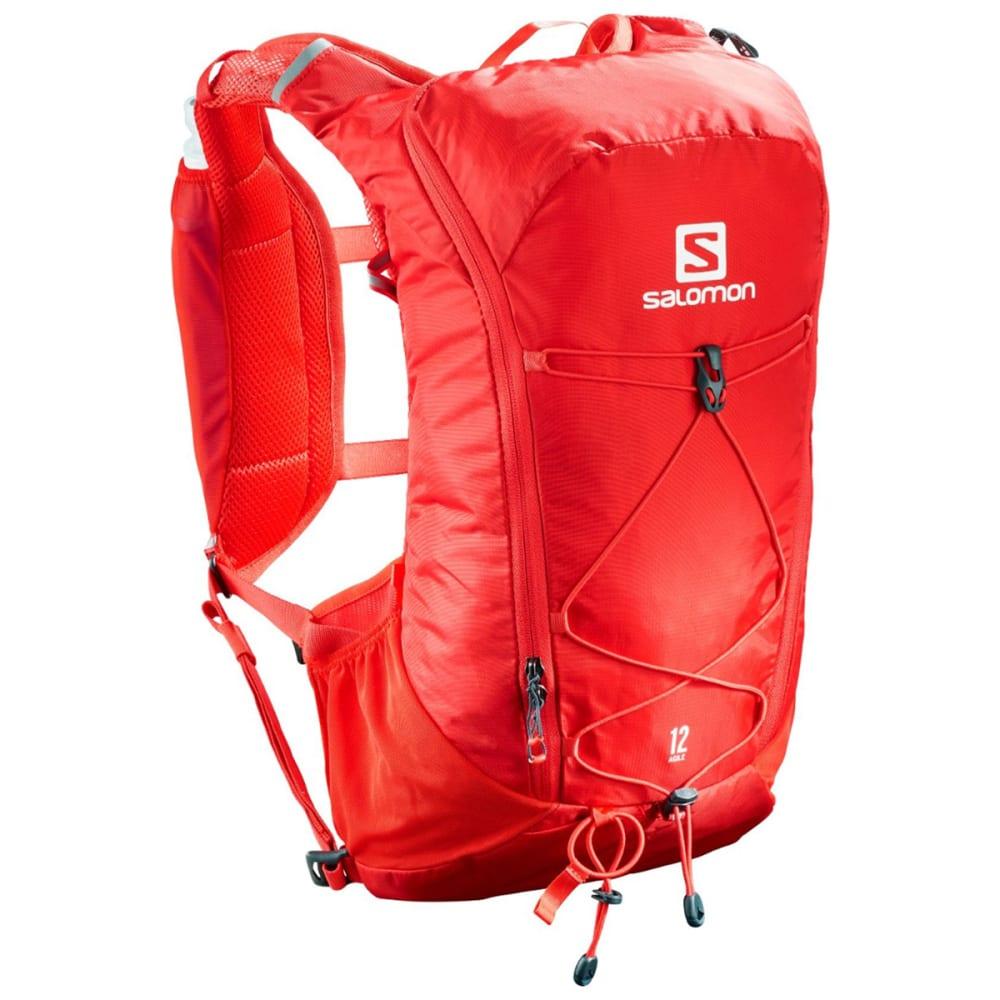 b3c1db10e0 SALOMON Agile 6 Set Hydration Pack - Eastern Mountain Sports