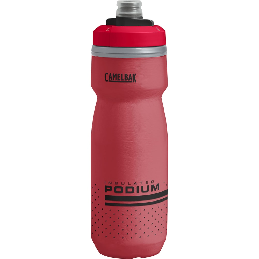 CAMELBAK Podium Chill 21 oz. Waterbottle - FIERY RED