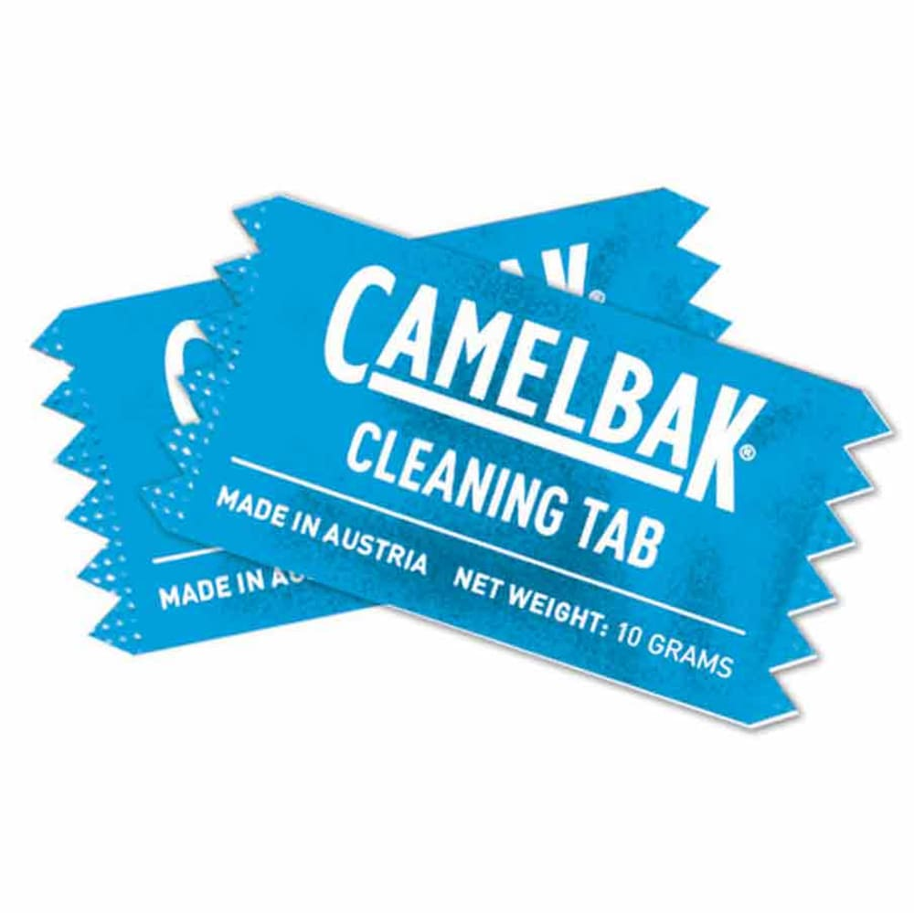 CAMELBAK Reservoir Cleaning Tablets - NO COLOR