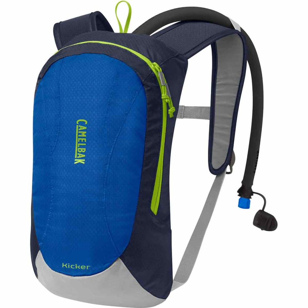 CAMELBAK Kids' Kicker Pack - PRINCESS BLUE/LIME