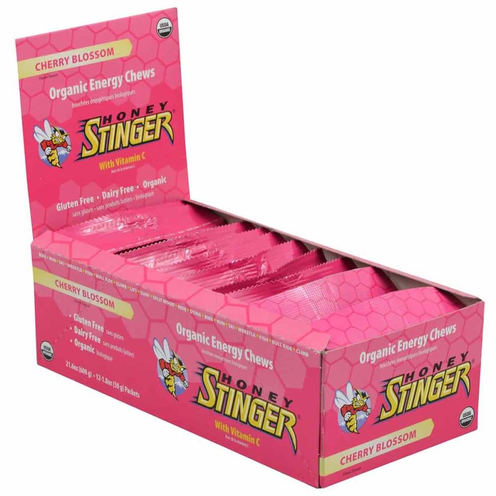 HONEY STINGER Organic Energy Chews, 12-Pack NA