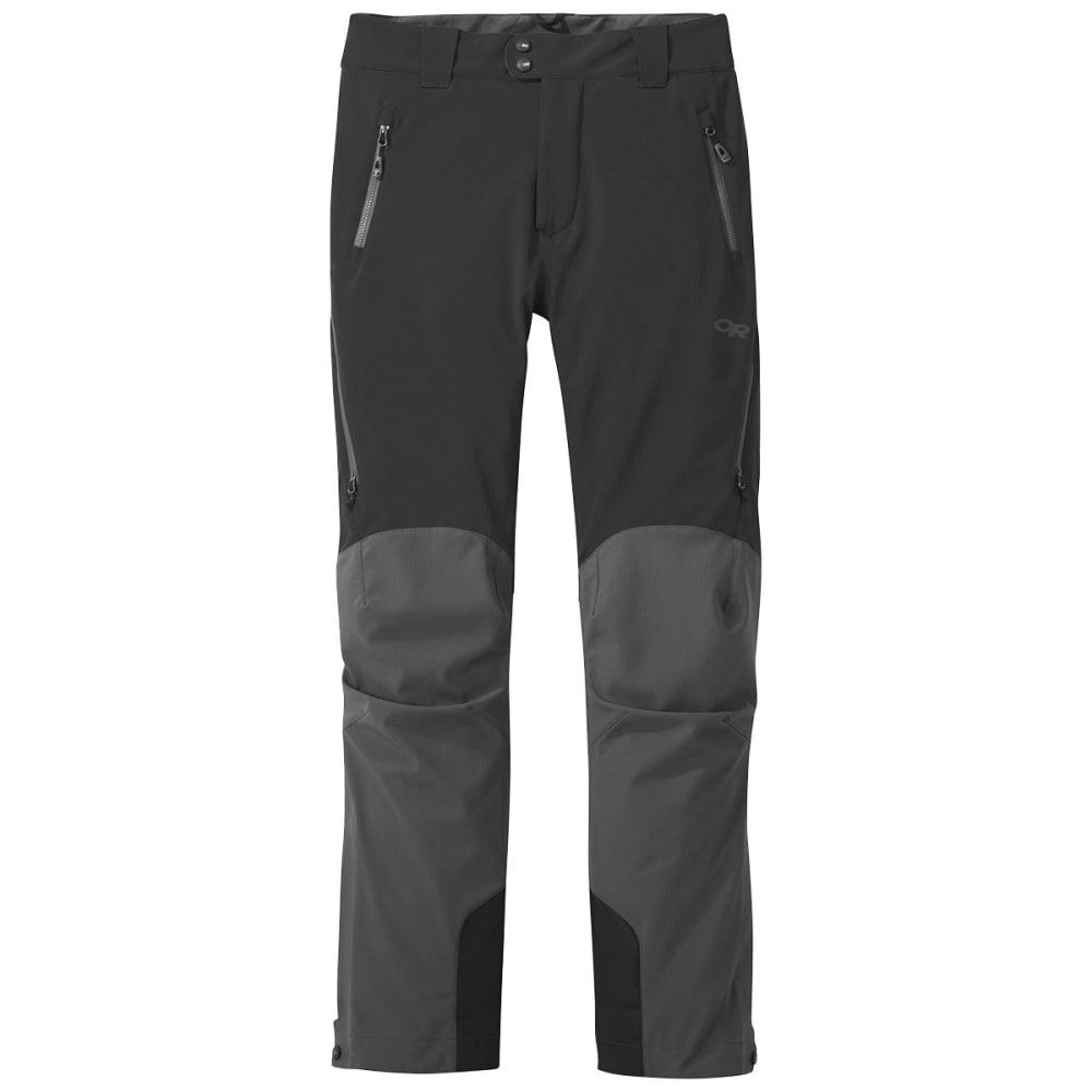 OUTDOOR RESEARCH Men's Iceline Versa Pants - BLACK/STORM