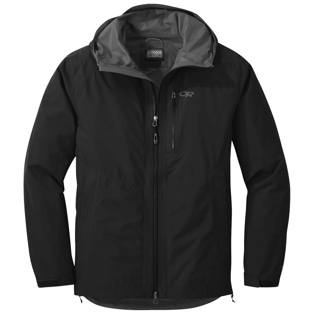OUTDOOR RESEARCH Men's Foray Jacket - 0001 BLACK