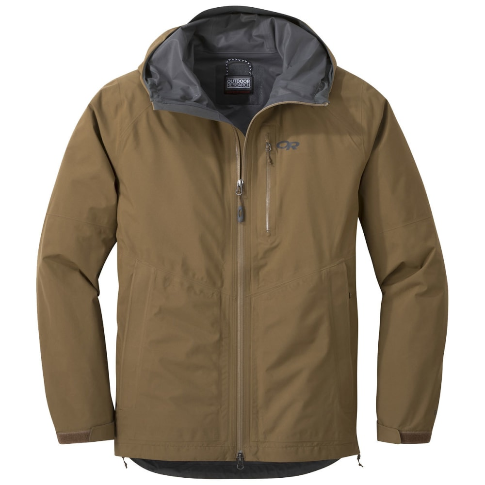 Outdoor Research Men S Foray Jacket Eastern Mountain Sports