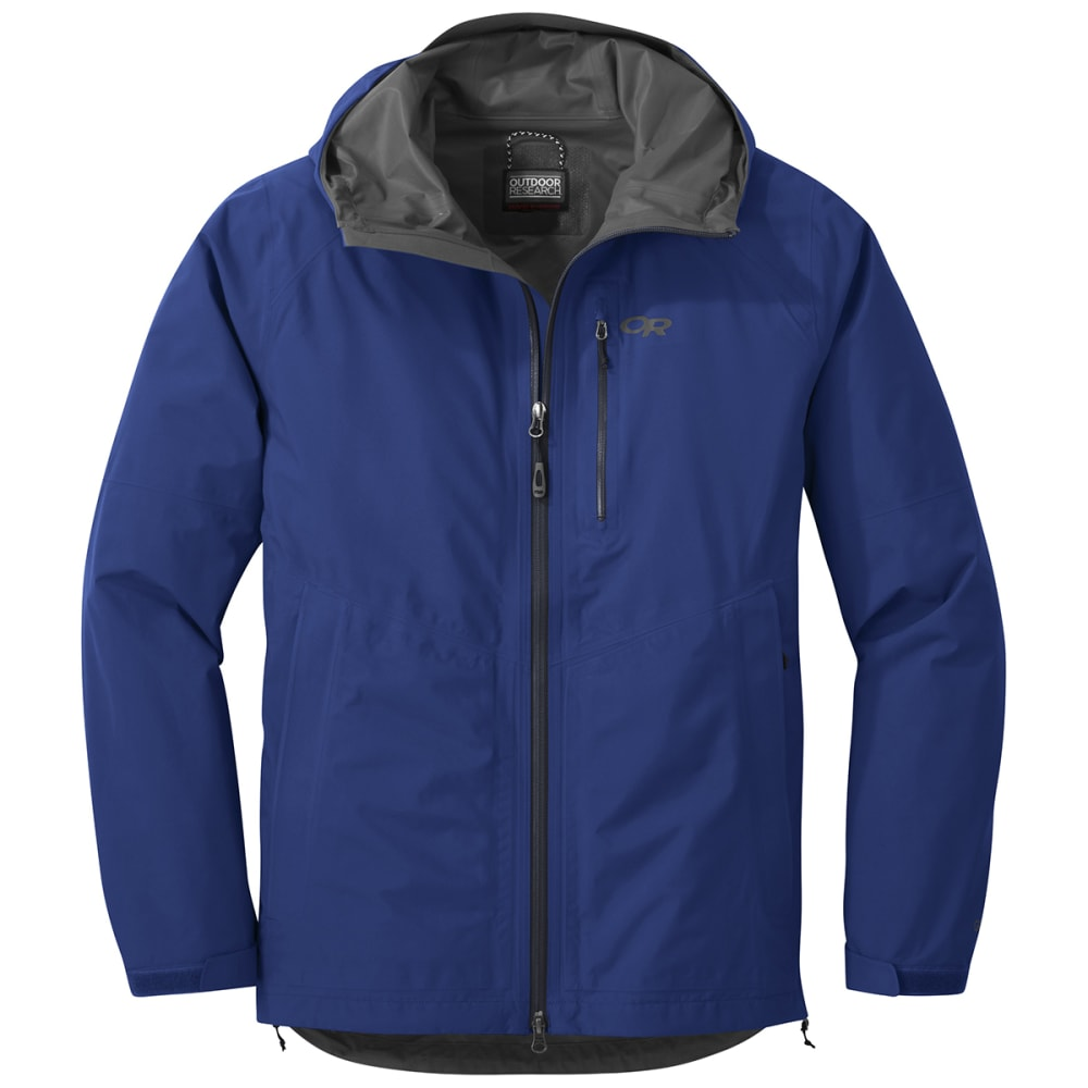 OUTDOOR RESEARCH Men's Foray Jacket - 0565 BALTIC