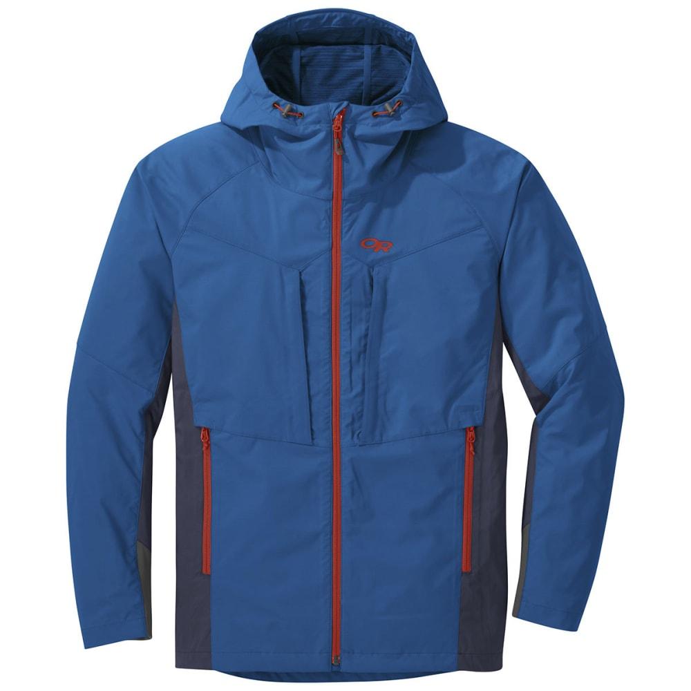 OUTDOOR RESEARCH Men's San Juan Jacket - COBALT/NAVAL BLUE