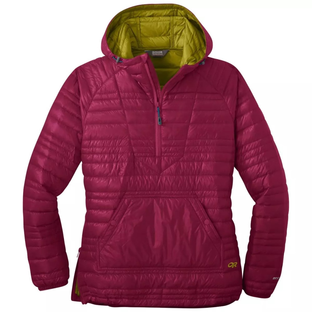 OUTDOOR RESEARCH Women's Down Baja Pullover M