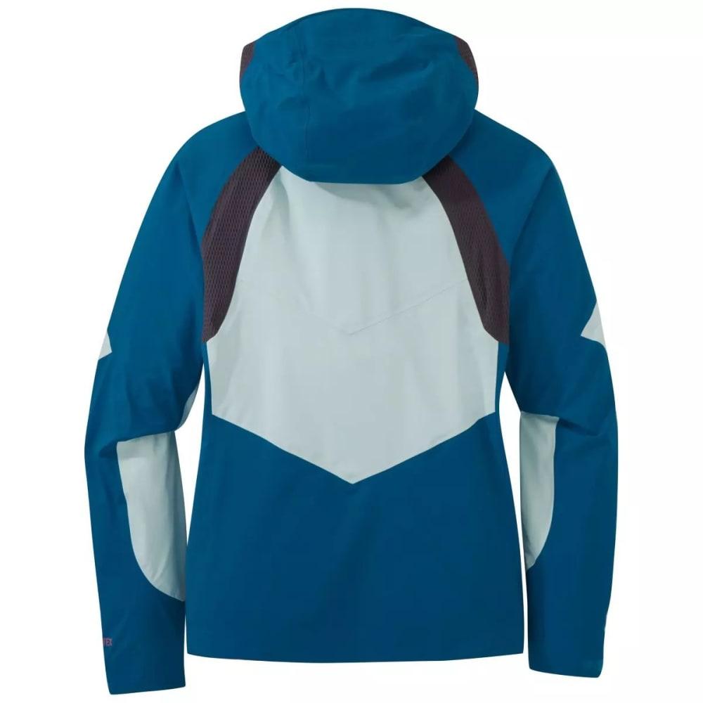 OUTDOOR RESEARCH Women's Hemispheres Jacket - CELESTIAL BLUE/-1598