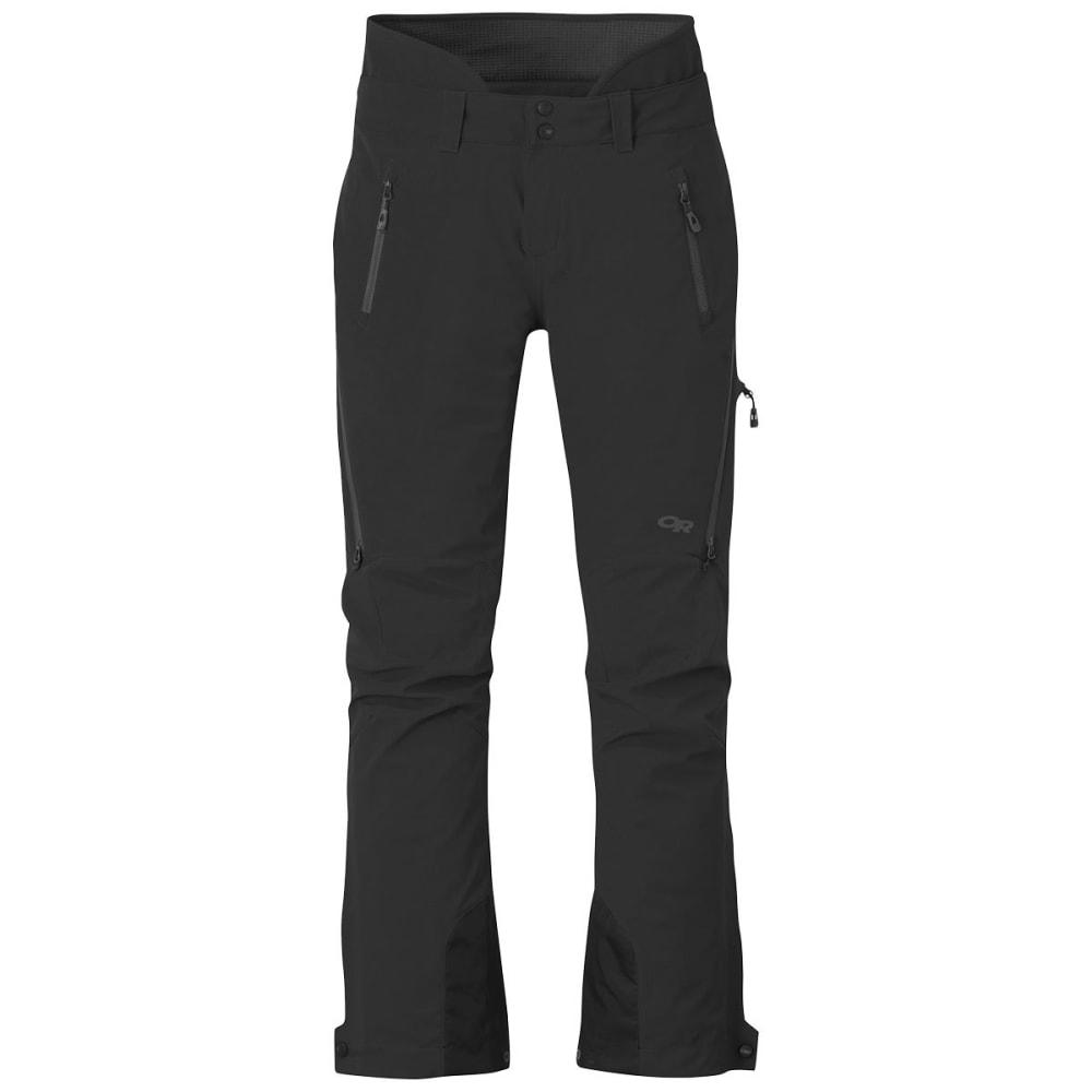 OUTDOOR RESEARCH Women's Iceline Versa Pants - BLACK - 0001