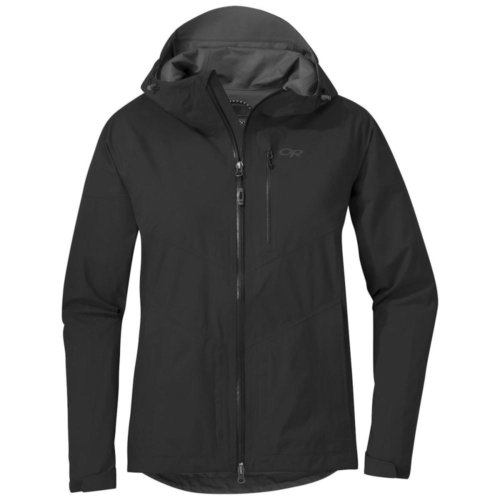 OUTDOOR RESEARCH Women's Aspire Jacket - 0001 BLACK