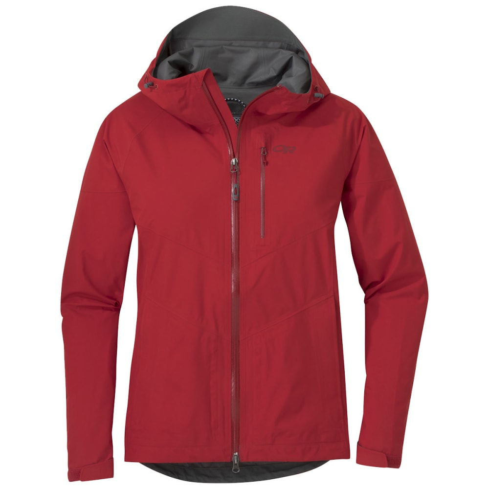 OUTDOOR RESEARCH Women's Aspire Jacket - 1292 TOMATO