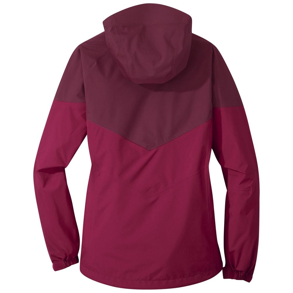 OUTDOOR RESEARCH Women's Aspire Jacket - 1464 SANGRIA GARNET