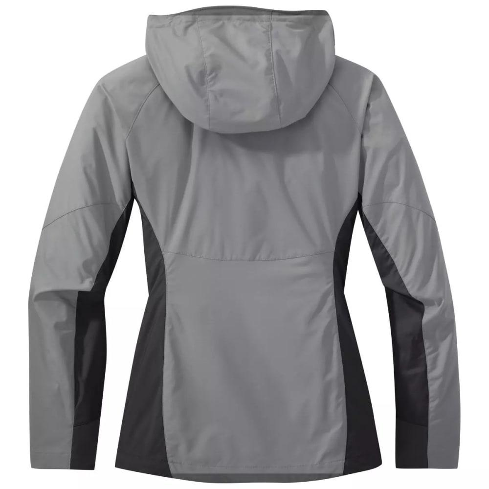 OUTDOOR RESEARCH Women's San Juan Jacket - LIGHT PEWTER/ST-1606