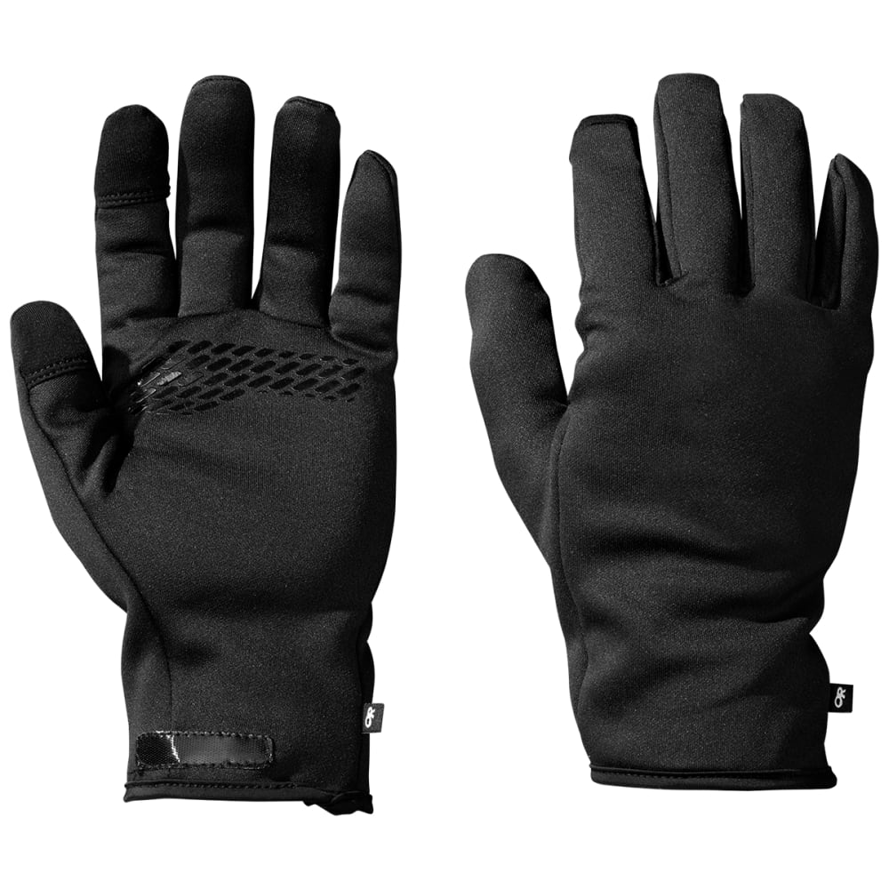 OUTDOOR RESEARCH Men's Highcamp Gloves - BLACK