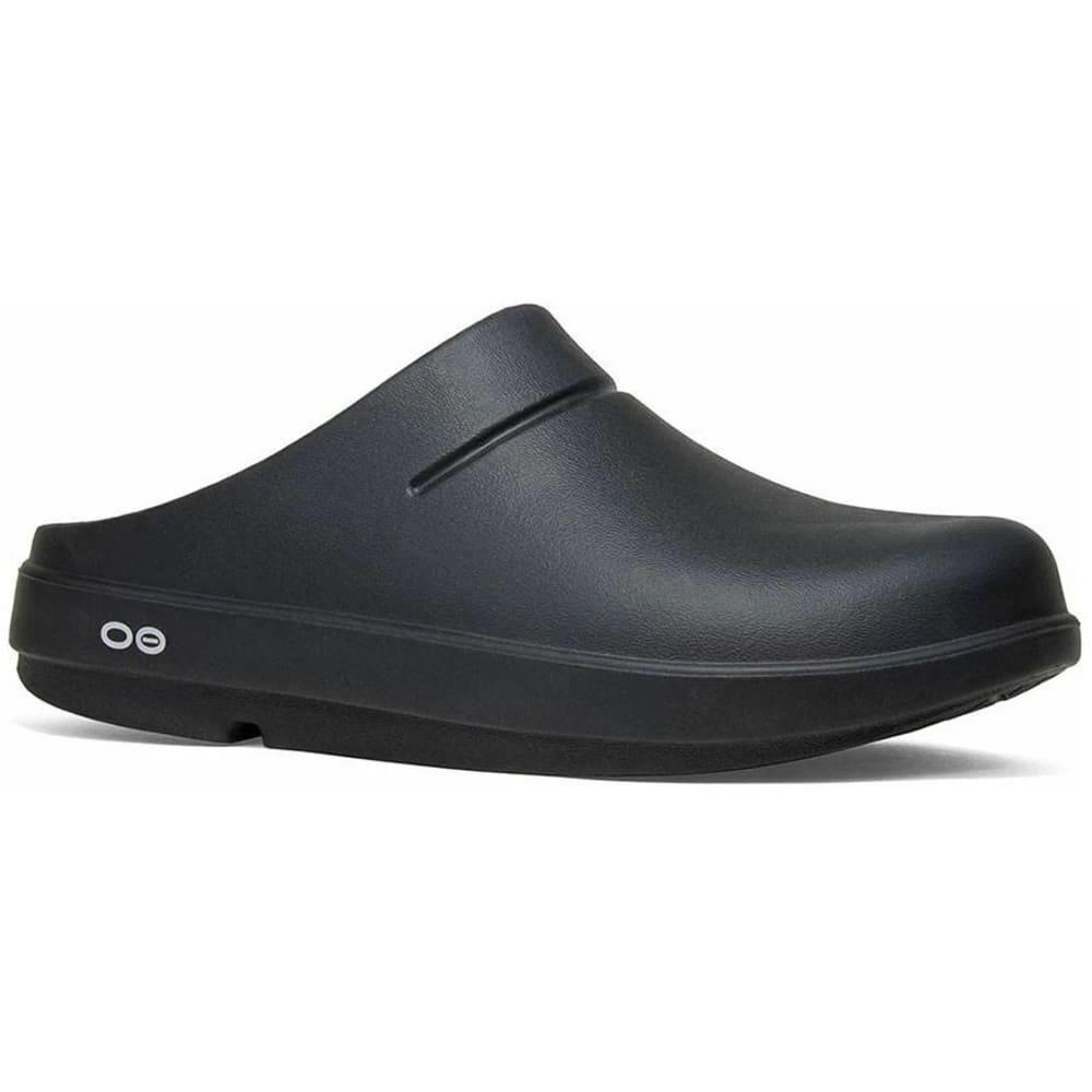 OOFOS Women's OOcloog Clogs - BLACK