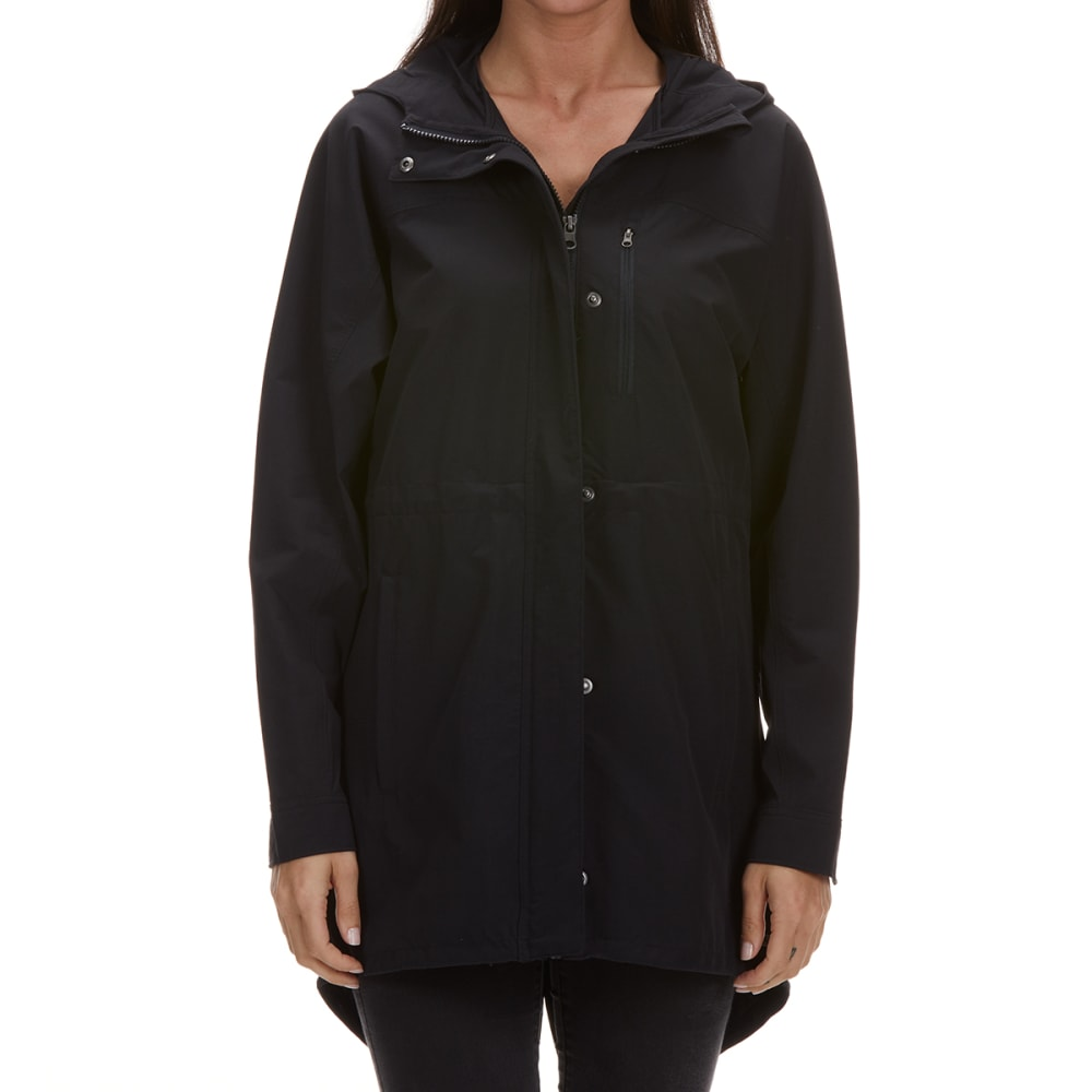 EMS Women's Compass Anorak Jacket - ANTHRACITE