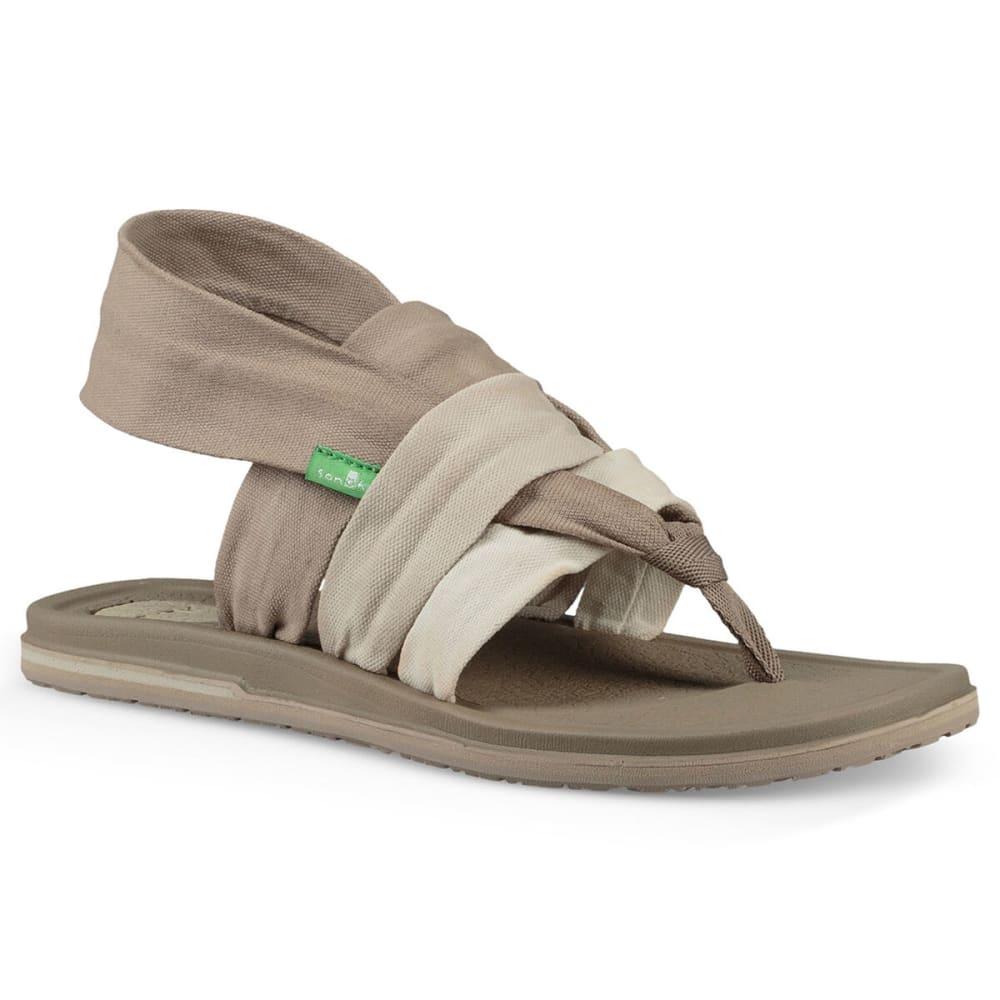 SANUK Women's Yoga Sling 3 Sandal - GPTR-GRADIENT PEYOTE