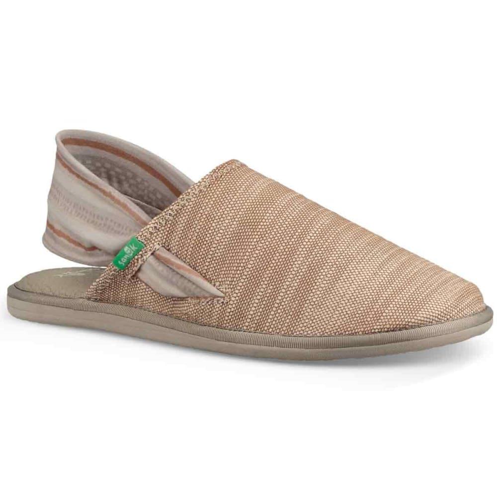 SANUK Women's Yoga Sling Slip On Shoes 6
