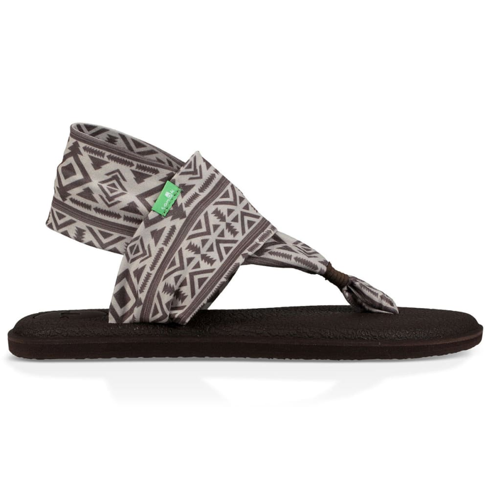 SANUK Women's Yoga Sling 2 Sandals - SNTR-NATURAL