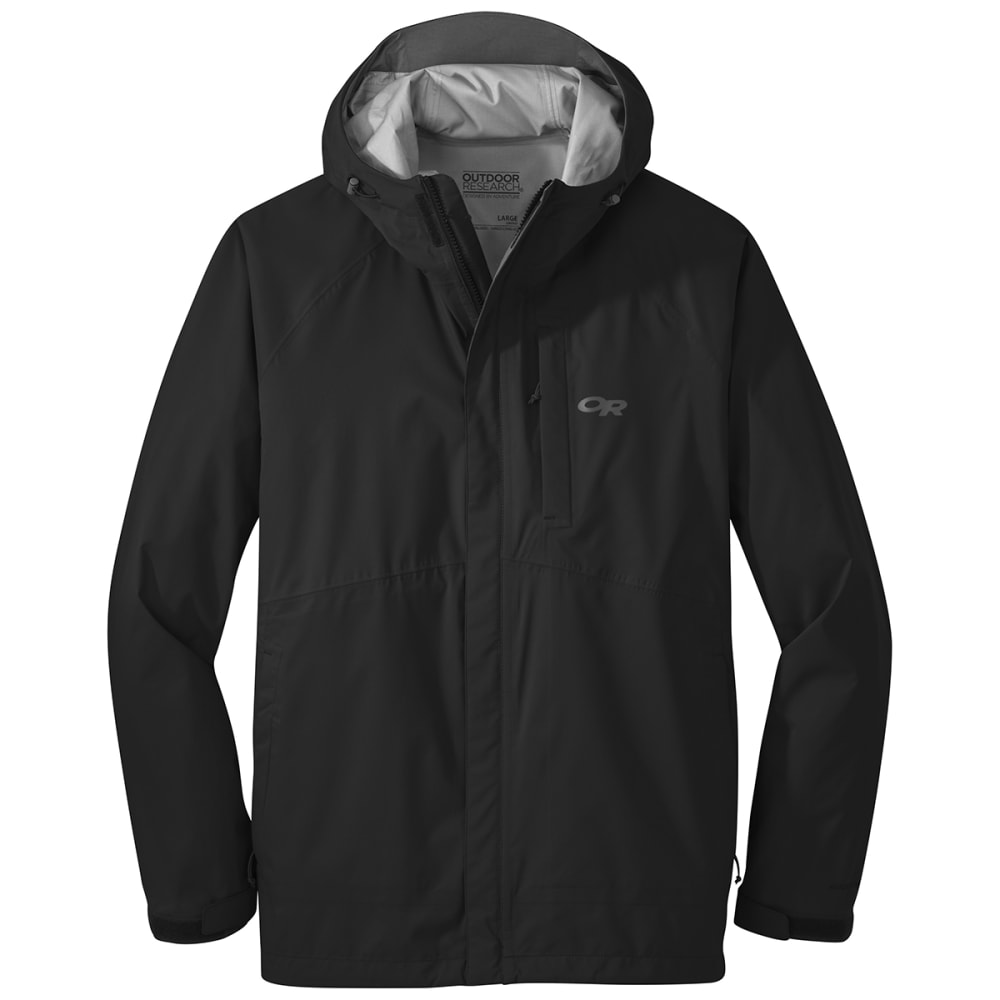 OUTDOOR RESEARCH Men's Guardian Jacket - 0001 BLACK