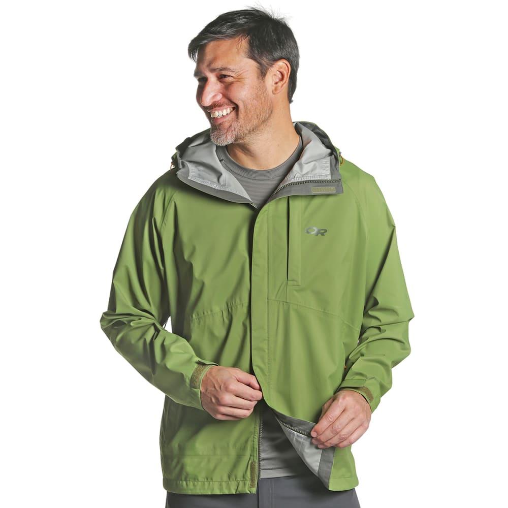 OUTDOOR RESEARCH Men's Guardian Jacket - SEAWEED - 1431