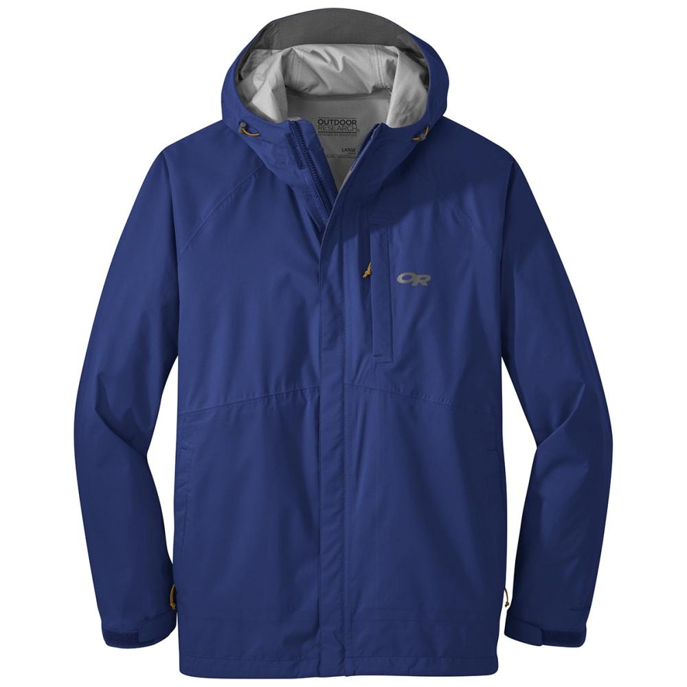 OUTDOOR RESEARCH Men's Guardian Jacket - PRUSSIAN BLUE - 1566