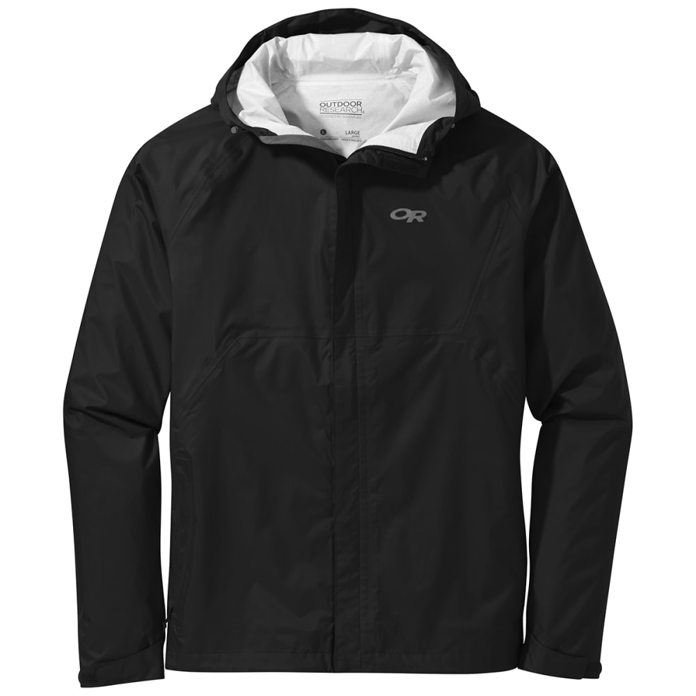 OUTDOOR RESEARCH Men's Apollo Jacket - 0001 BLACK