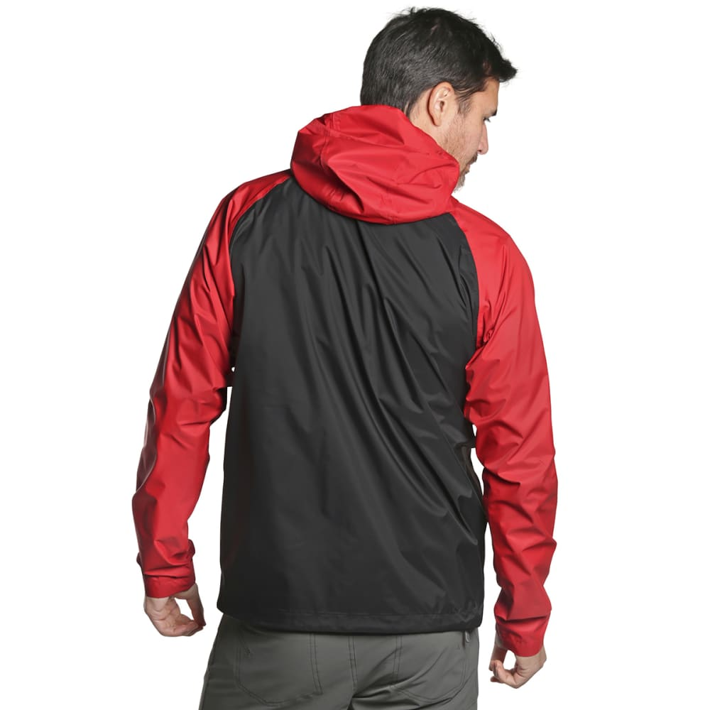 OUTDOOR RESEARCH Men's Apollo Jacket - 1560 TOMATO MULTI