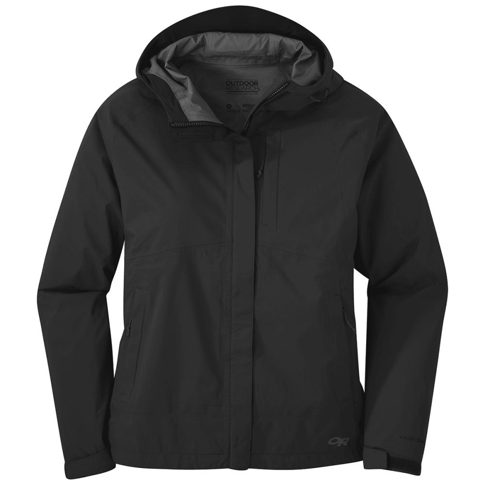 OUTDOOR RESEARCH Women's Guardian Jacket - 0001 BLACK