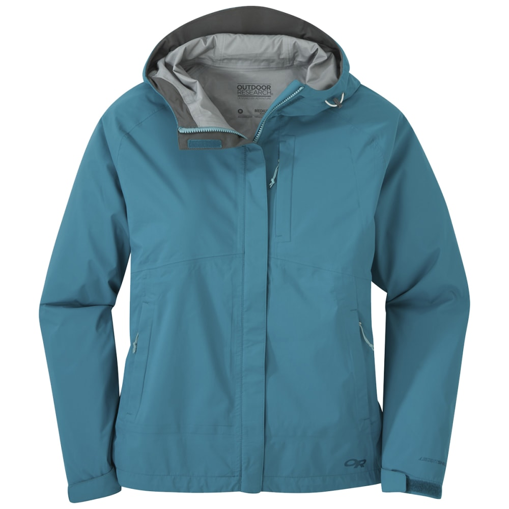 OUTDOOR RESEARCH Women's Guardian Jacket - WASHED PEACOCK