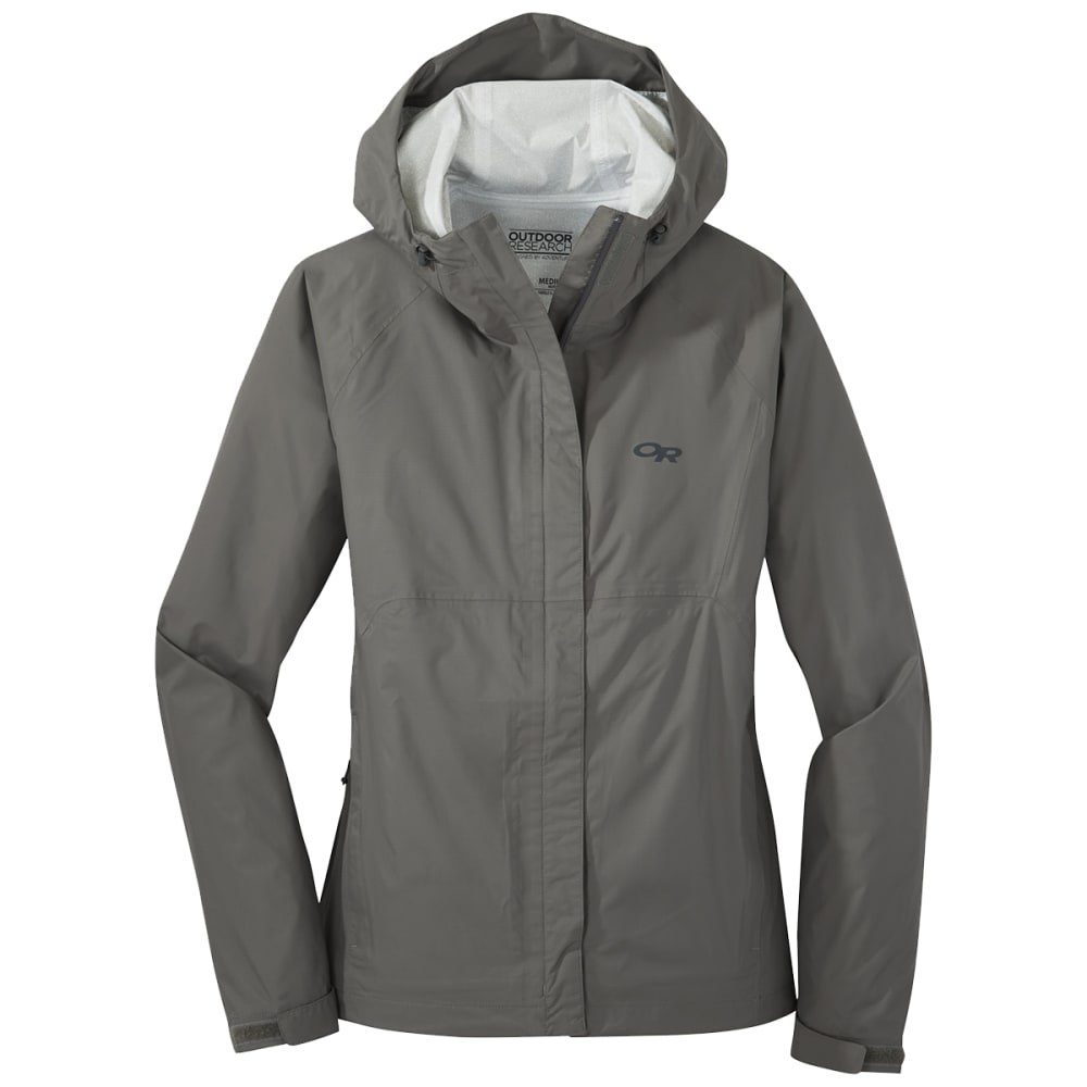 OUTDOOR RESEARCH Women's Apollo Jacket - 0008 PEWTER