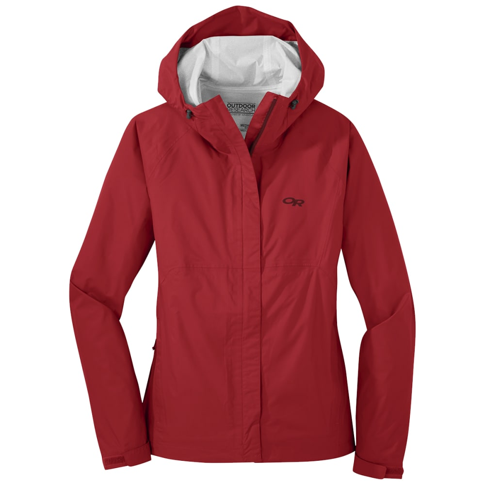 OUTDOOR RESEARCH Women's Apollo Jacket - TOMATO