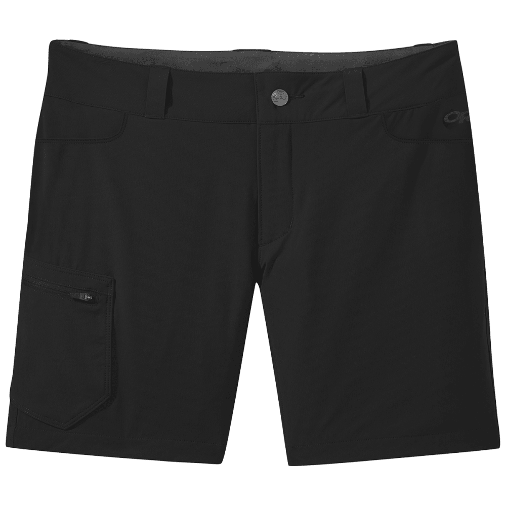 OUTDOOR RESEARCH Women's Ferrosi Shorts - BLACK