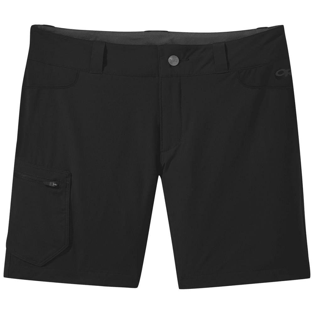 OUTDOOR RESEARCH Women's Ferrosi Shorts - BLACK