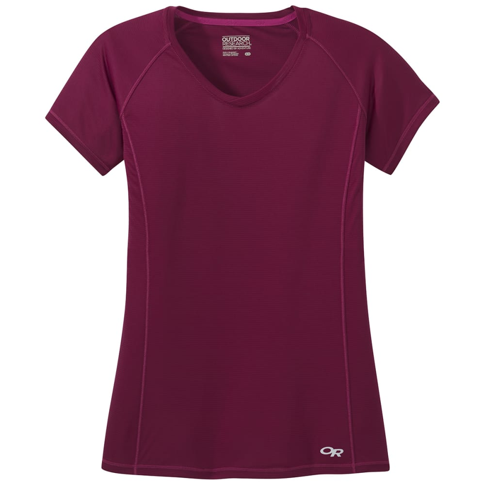 OUTDOOR RESEARCH Women's Echo Short-Sleeve Tee XXS